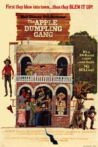 The Apple Dumpling Gang - 43 x 62 Movie Poster - Bus Shelter Style A