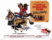 The Apple Dumpling Gang Rides Again - 11 x 14 Movie Poster - Style A