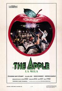 The Apple - 27 x 40 Movie Poster - Italian Style A