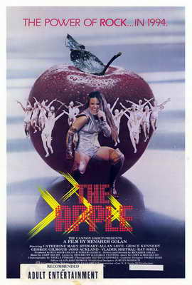 The Apple - 27 x 40 Movie Poster - Style A