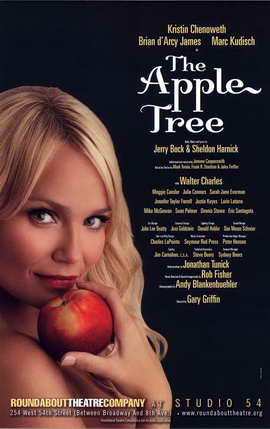 The Apple Tree (Broadway) - 11 x 17 Poster - Style A