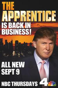 The Apprentice - 11 x 17 TV Poster - Style B