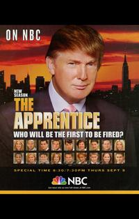 The Apprentice - 43 x 62 Movie Poster - Bus Shelter Style A