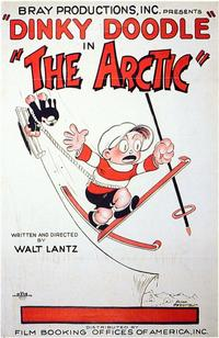 The Arctic - 11 x 17 Movie Poster - Style A