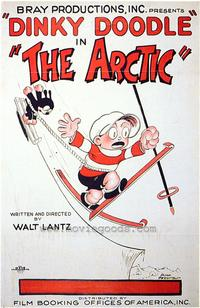 The Arctic - 43 x 62 Movie Poster - Bus Shelter Style A
