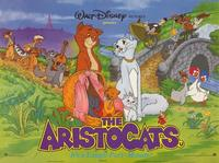 Aristocats, The - 30 x 40 Movie Poster - Style A