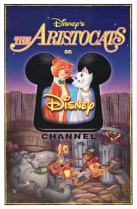 Aristocats, The - 43 x 62 Movie Poster - Bus Shelter Style A