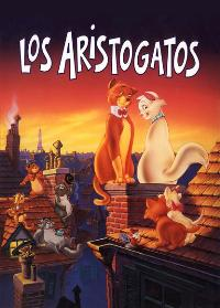 Aristocats, The - 11 x 17 Movie Poster - Spanish Style B