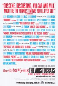 The Aristocrats - 27 x 40 Movie Poster - Style A