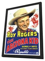 The Arizona Kid - 27 x 40 Movie Poster - Style A - in Deluxe Wood Frame