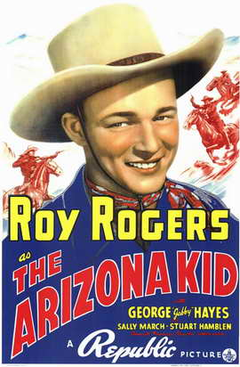 The Arizona Kid - 11 x 17 Movie Poster - Style A