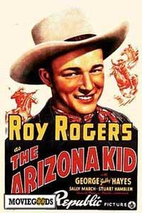 The Arizona Kid - 43 x 62 Movie Poster - Bus Shelter Style A