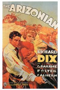 The Arizonian - 27 x 40 Movie Poster - Style A