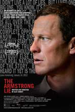 """The Armstrong Lie"" Movie Poster"