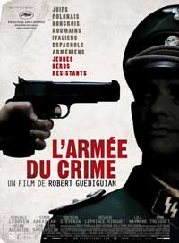 The Army of Crime - 11 x 17 Movie Poster - French Style A