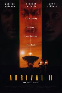 The Arrival II - 27 x 40 Movie Poster - Style A