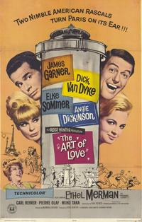 The Art of Love - 11 x 17 Movie Poster - Style A