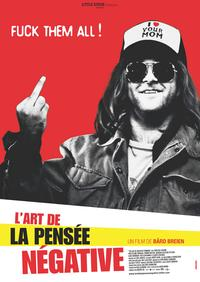The Art of Negative Thinking - 27 x 40 Movie Poster - French Style A