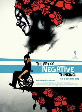 The Art of Negative Thinking - 11 x 17 Movie Poster - Style A