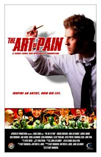 The Art of Pain - 27 x 40 Movie Poster - Style A