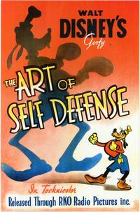 The Art of Self Defense - 11 x 17 Movie Poster - Style A