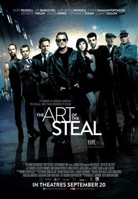 The Art of the Steal - 11 x 17 Movie Poster - Canadian Style A