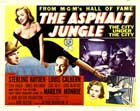 The Asphalt Jungle - 11 x 14 Movie Poster - Style B