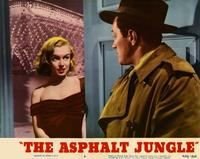 The Asphalt Jungle - 11 x 14 Movie Poster - Style A
