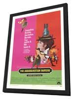 The Assassination Bureau - 11 x 17 Movie Poster - Style A - in Deluxe Wood Frame