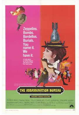 The Assassination Bureau - 11 x 17 Movie Poster - Style A