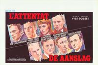 The Assassination - 27 x 40 Movie Poster - Belgian Style A