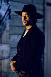 The Assassination of Jesse James by the Coward Robert Ford - 8 x 10 Color Photo #20