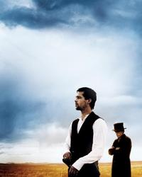 The Assassination of Jesse James by the Coward Robert Ford - 8 x 10 Color Photo #24