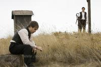 The Assassination of Jesse James by the Coward Robert Ford - 8 x 10 Color Photo #25
