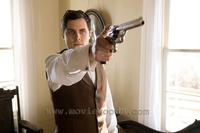 The Assassination of Jesse James by the Coward Robert Ford - 8 x 10 Color Photo #27