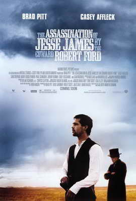 The Assassination of Jesse James by the Coward Robert Ford - 27 x 40 Movie Poster - Style A