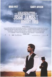 The Assassination of Jesse James by the Coward Robert Ford - 43 x 62 Movie Poster - Bus Shelter Style A