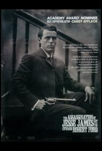 The Assassination of Jesse James by the Coward Robert Ford - 27 x 40 Movie Poster - Style B