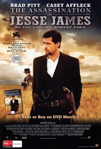 The Assassination of Jesse James by the Coward Robert Ford - 11 x 17 Movie Poster - Australian Style A