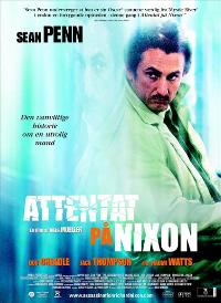 The Assassination of Richard Nixon - 27 x 40 Movie Poster - Danish Style A