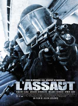 The Assault - 11 x 17 Movie Poster - French Style A