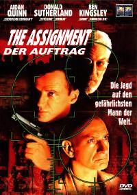The Assignment - 27 x 40 Movie Poster - German Style A