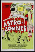 The Astro Zombies - 27 x 40 Movie Poster - Style B