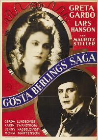 The Atonement of Gosta Berling - 11 x 17 Movie Poster - Swedish Style A