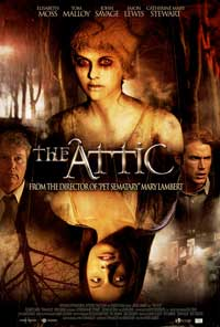 The Attic - 11 x 17 Movie Poster - Style A