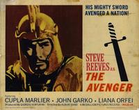 The Avenger - 11 x 14 Movie Poster - Style A