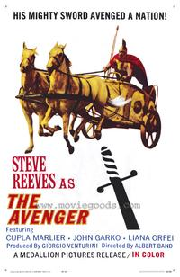 The Avenger - 27 x 40 Movie Poster - Style A