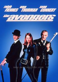 The Avengers - 8 x 10 Color Photo #4
