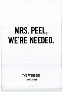 The Avengers - 27 x 40 Movie Poster - Style A