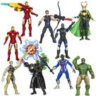 The Avengers - Movie Action Figures Wave 4 Revision 2